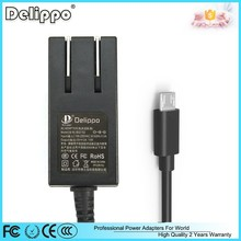 For Samsung Travel Charger Ac Power Wall Adapter Eu/us Plug For Acer Tablet Micro USB Charger