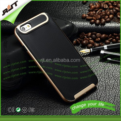 2015 alibaba wholesale best selling hybrid cell phone case tpu+pc phone case for iphone 6