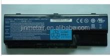 Laptop battery for acer 5520 5520G 5920 5920G 7520 7520G 7720 7720G