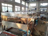 Spray type tunnel cans tunnel pasteurizer