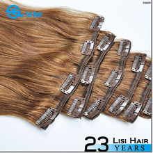 Ali Certificated Factory Supply Best Product Top Sold blond clip in aaaa