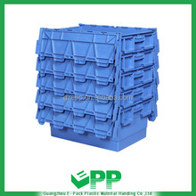 EPP-N600*400*315mm Cheap Plastic storage stackable nestable container with lid mamufacturer in China
