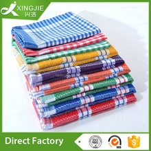 100% Cotton Jacquard Table Cover, Kitchen Towel, Duster Cloth