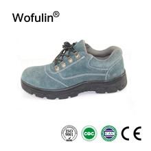 Scarpe di sicurezza di marca/fabbrica di scarpe di porcellana di marca locali scarpe di sicurezza