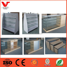 Retail store fixtures and displays, customized shop equipments