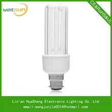 CFL Energy Saving Lamp 3U 15W/26W/32W CFL lighting tricolor