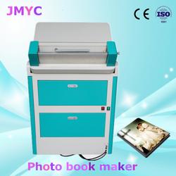 Factory direct high quality family photo album make machine