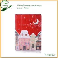 Leather stand case for ipad mini,for the new for ipad 3 back cover housing replacement,waterproof bag for ipad