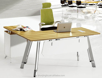 office furniture wooden manager table business office desk