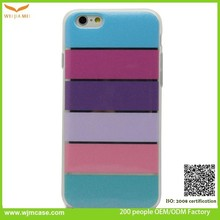 For iphone 6s color plastic case,factory PC case for iphone 6S