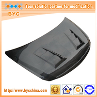 Carbon Fiber Hood for Honda City Vented Style Engine Hood 2005-2007