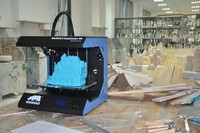 Desk top printing Free shipping 3d printer/3d printer multicolor 3d printing /3d model making machine