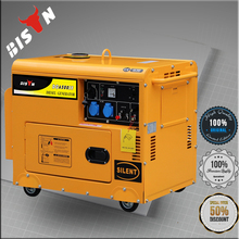 BISON China Silent Generator Cheap Diesel Generator with Reducing Valve Hot Sale