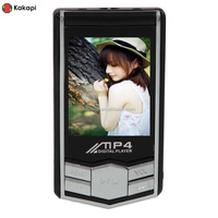"New 4GB 4G Slim 1.8"" LCD TFT MP3 MP4 Player FM Radio Voice Recording Black"