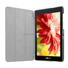 2015 high quality pu leather flip tablet case for Asus Zenpad 7inch ( Z170)