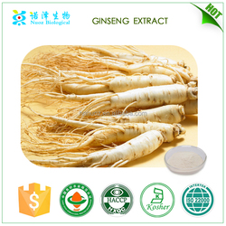 Hot sell Passed DNA barcoding and HPTLC identity panax ginseng root extract