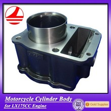 motorcycle factory LX175CC cylinder block new motorcycle engines sale