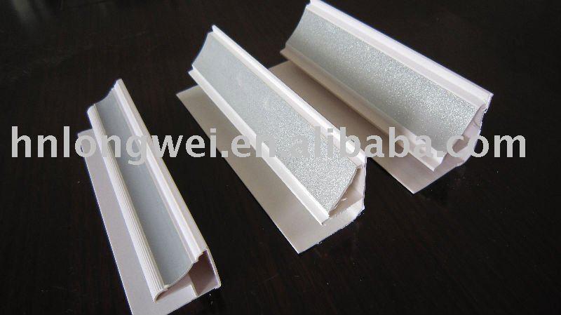 pvc corniche pour plafond mur profil s en plastique id du produit 338747078. Black Bedroom Furniture Sets. Home Design Ideas