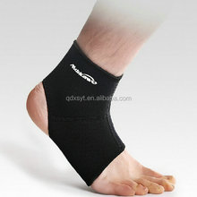 Soft support breathable pad Riding ankle wrap