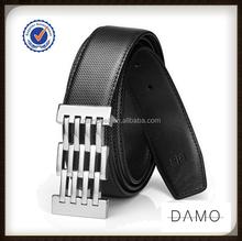 Fancy Buckle Men's Imorpted Leather Belt(DBA9)