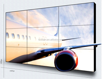 Video wall screen Samsung panel led display screen stage background led video wall for indoor