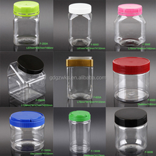 200ml~3500ml Clear Food Jars Manufacturer China
