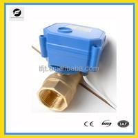 motor ball valve AC24V ,DN25, 2 way electrical valve instead of Solenoid ball valve for HVAC system