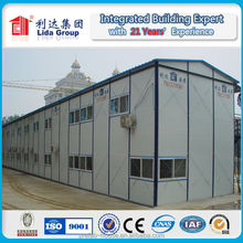New design workers' modular prefabricated house office