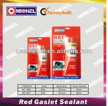 Gasket Maker-Red , Gasket Sealant, Grey/Red/Clear Gasket Maker