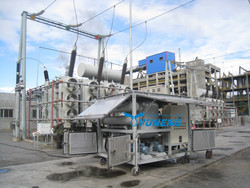 Portable Vacuum Transformer Oil Dehydration and Oil Filtration Plant