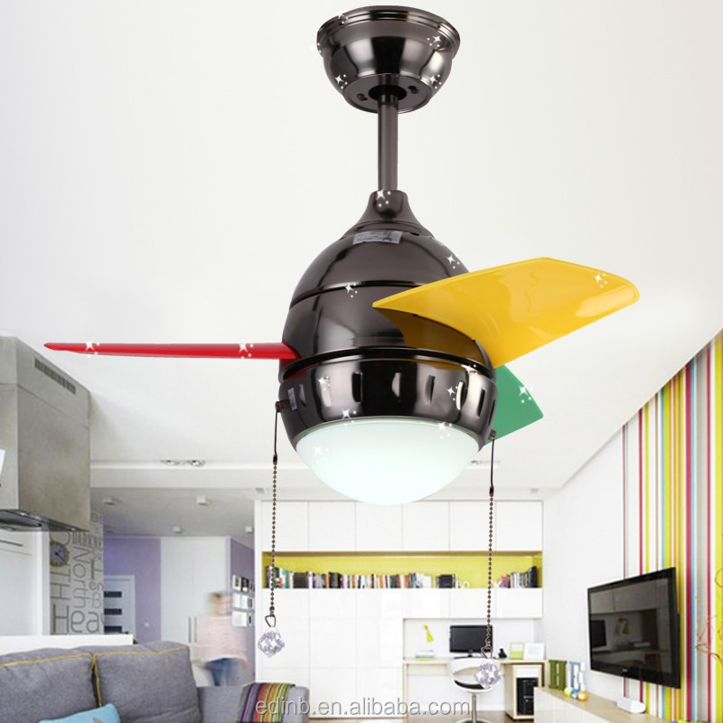 Comceiling Fans For Kids Rooms : Kids room ceilings lights with fan 26 inches ceiling fan light ...