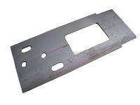 metal sheet production, laser cutting