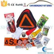 Roadside Auto Emergency Whosale Mini First aid kit
