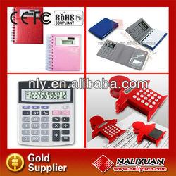 hot sales mini digital desktop calculator for promotion