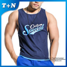 Custom bodybuilding stringer vest