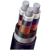 XLPE insulated 1-3kV 4 cores power cable manufacturers