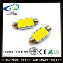 Festoon COB 41mm Led Light Bulb Auto Lamp Led Tail Light Decorative Lamp