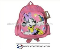 2013 new school bacpack bags for kids