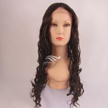 Factory Price Brazilain Virgin Brazilian Body Wave Human Hair Wigs White Women with Lace Front