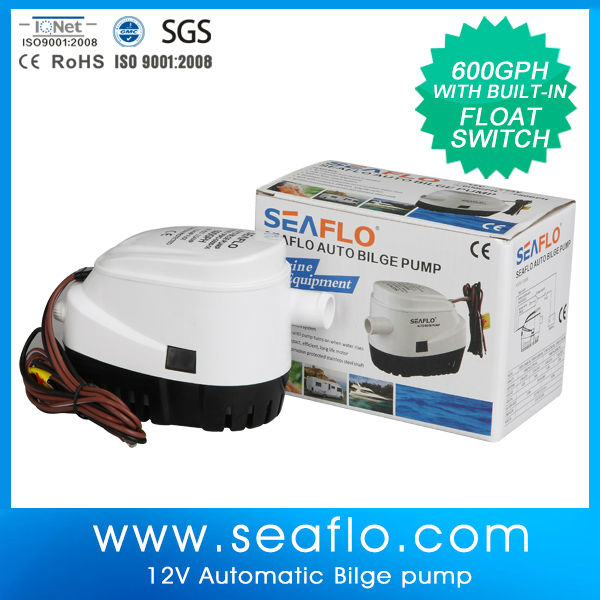 Submersible Pump Price SEAFLO 750GPH 12V Centrifugal Submersible Pump