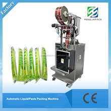 Tomato Paste Plastic Pouch Liquid Packaging Machine