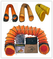 Polyester Flexible Fabric Duct