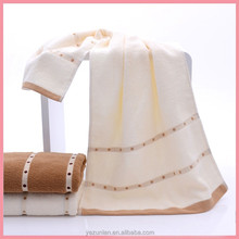 high quality 100% cotton hand towel in wholesale