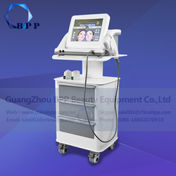 HIFU Body Slimming High Intensity Focused Ultrasound Hif Face Lift Verticle Skin Rejuvenation Beuaty Equipment