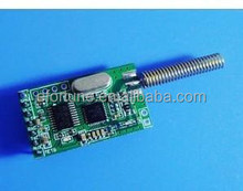 Integrated circuit wireless serial transmission module (APC240-SX1212 Special intelligent car contest)