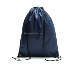 2015 new product Customized Cheap Promotion Drawstring Bag/Wholesale Drawstring Bag/Nylon mesh Drawstring Bag