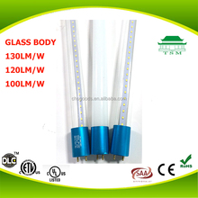 Hot Sale Tempered Glass T8 LED Tube 1200mm 18W with 360 Degree Radiating Heat