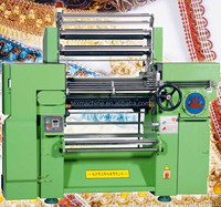 Special Style Lace Crochet Knitting Machine Is Used for Making Many Kinds of The Acryl Trim