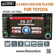 Bluetooth GPS touch screen car dvd for toyota RAV4