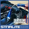 STARLITE Top quality free sample 2 Magnets extendable flashlight with 3led